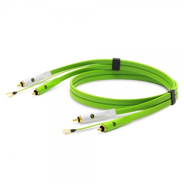 d+ Stereo-Cinch (RCA-RCA) Turtnable Kabel Class-B