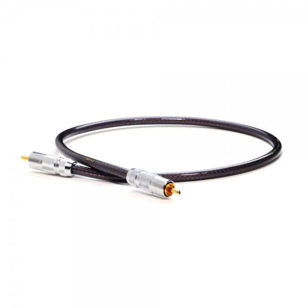 Oyaide d+ AS-808 S/PDIF Kabel, 0.6m