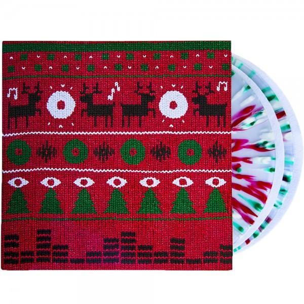"Serato 2x12"" Control Vinyl X-MAS 2016"