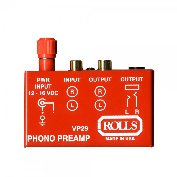 Rolls VP-29 Phono Vorverstärker