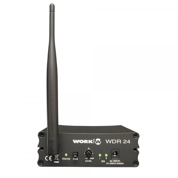 WORK PRO WDR24