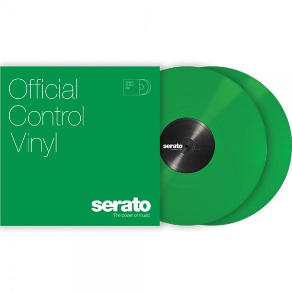 Serato Performance-Serie Control Vinyl grün