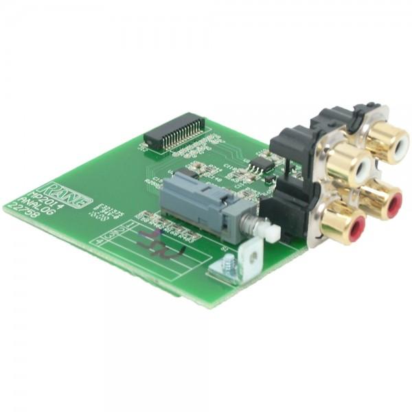 RANE-ET-22855 ASSY PCB MP2014 ANALOG