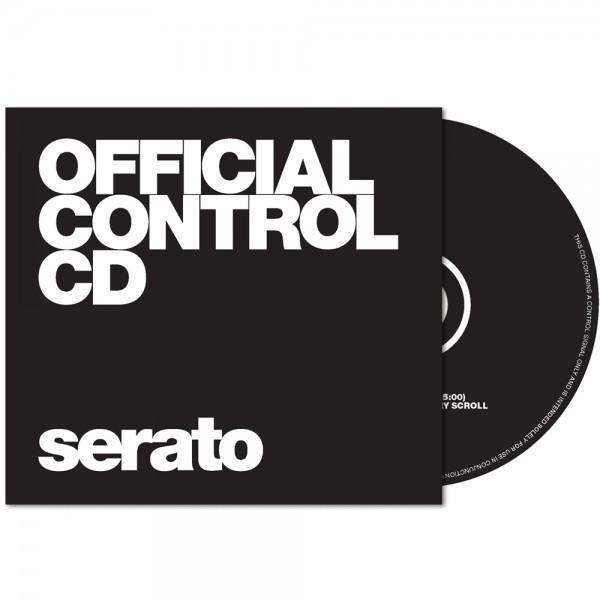 Serato Control CDs