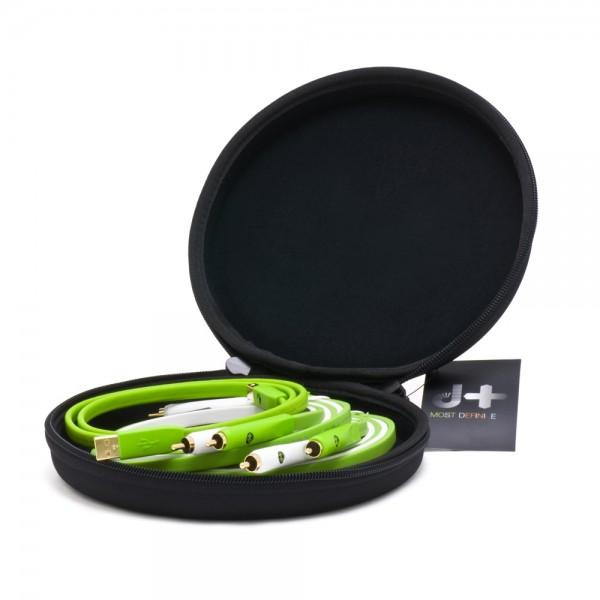 Oyaide d+ DUO-Set2 RCA-USB+BAG Class B, 1m