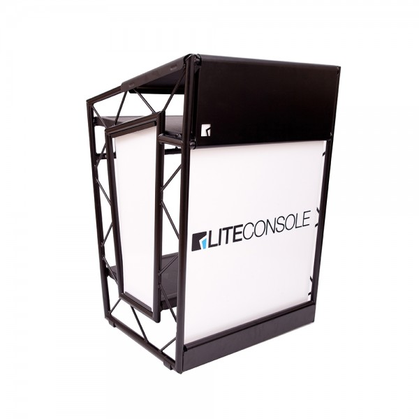 LiteConsole GO! Black
