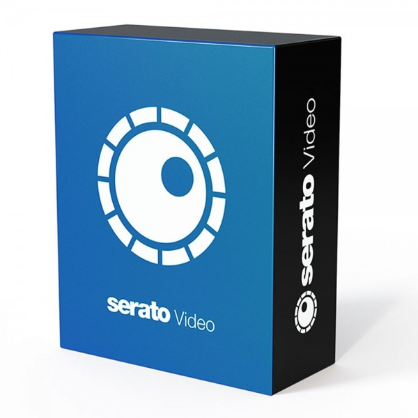 Serato Video (digital Lizenz key)