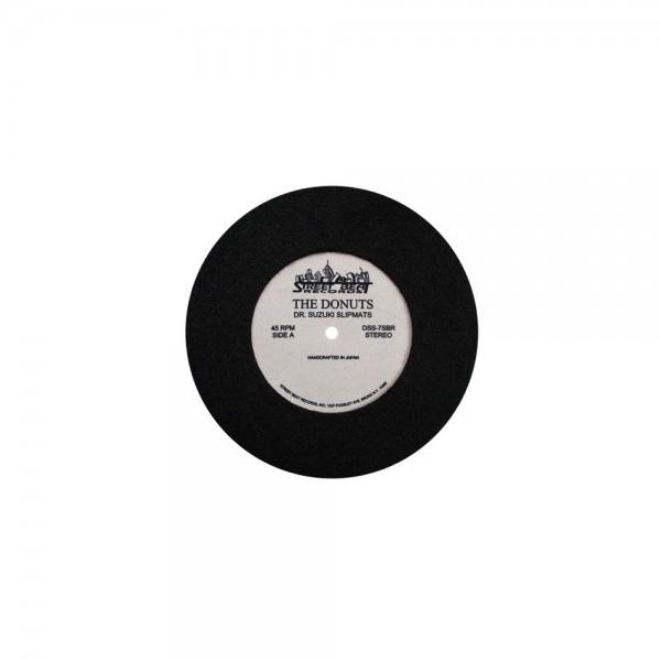 """2x7"""" Dr. Suzuki × Street Beat Records - The Donuts Slipmats"""