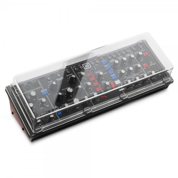 Decksaver Behringer Model-D (Soft Fit)
