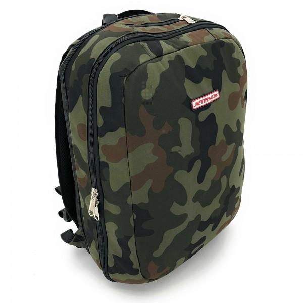 Jetpack SLIM DJ Bag camoflage
