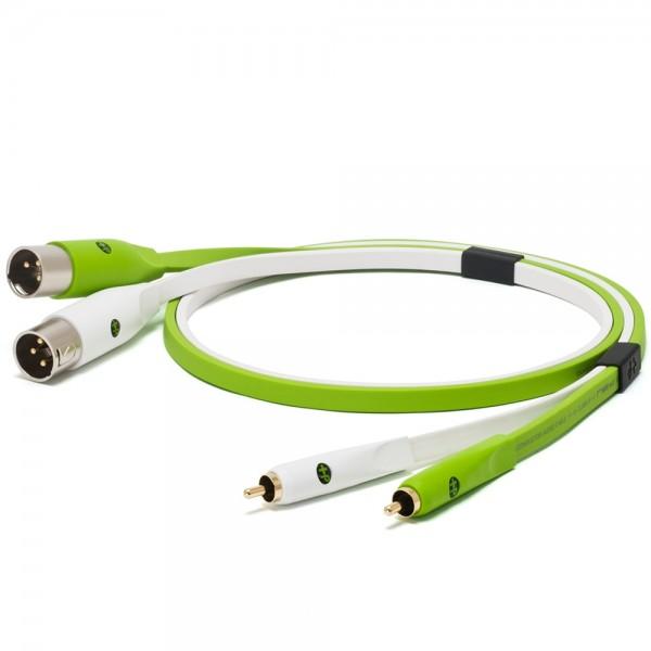Oyaide d+ Audiokabel RCA/XLR-M 2m