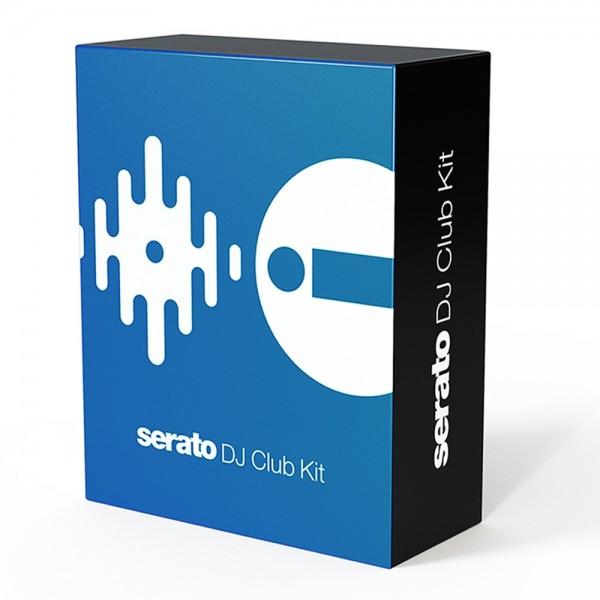 Serato DJ CLUB-KIT (Scratch Card)