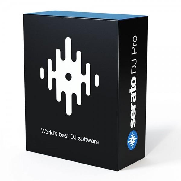 Serato DJ Pro Software (ESD)