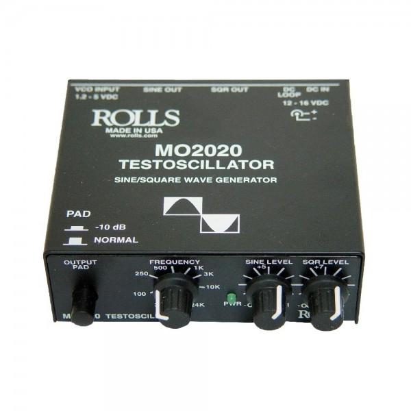 Rolls MO2020 Test Oscillator