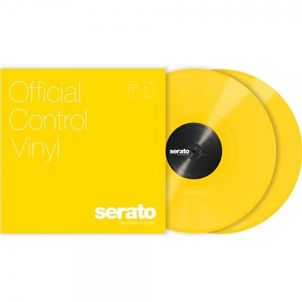 "Serato 12"" Control Vinyl yellow"