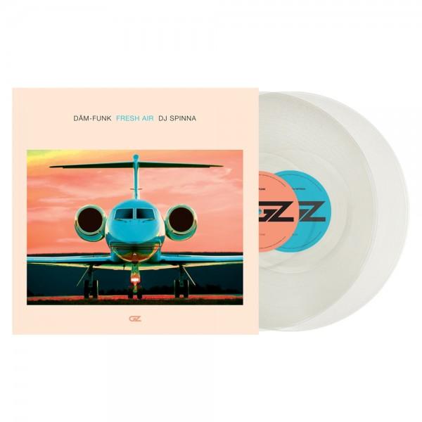 """Serato 2x12"""" Dam Funk Vinyl Pressung"""