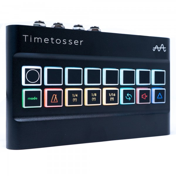 Timetosser Hybrid Audio-Effect / Electronic Music Instrument