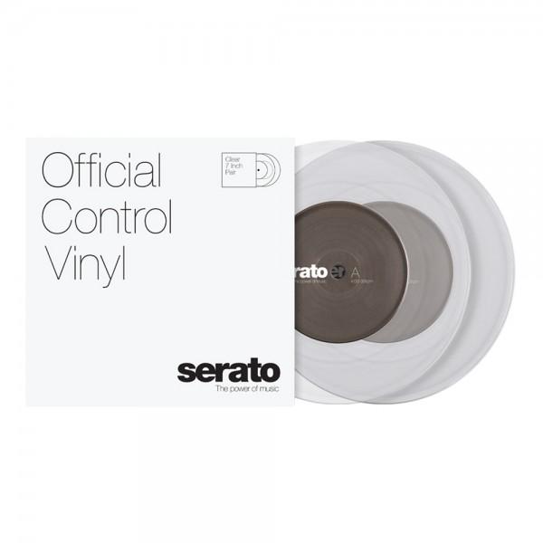 "Serato 7"" Performance-Serie Clear"