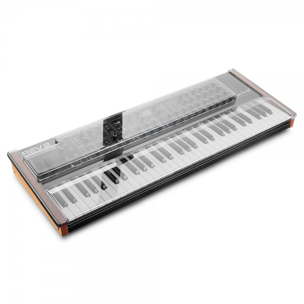 Decksaver Sequential Rev-2 Keyboard (soft fit)