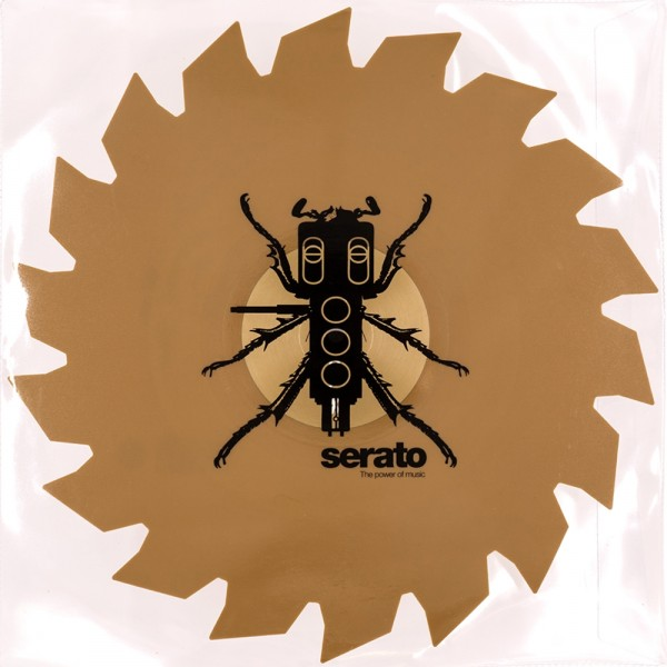 "Serato X Thud Rumble 1x12"" Vinyl Weapons of Wax #4 (Buzz)"