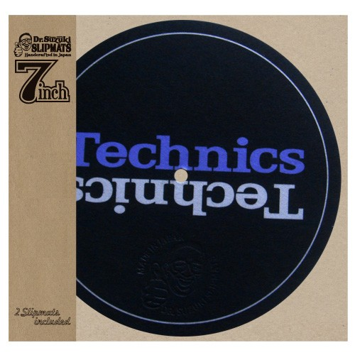 "Dr.Suzuki 7"" Slipmats Mix-Edition Technics"