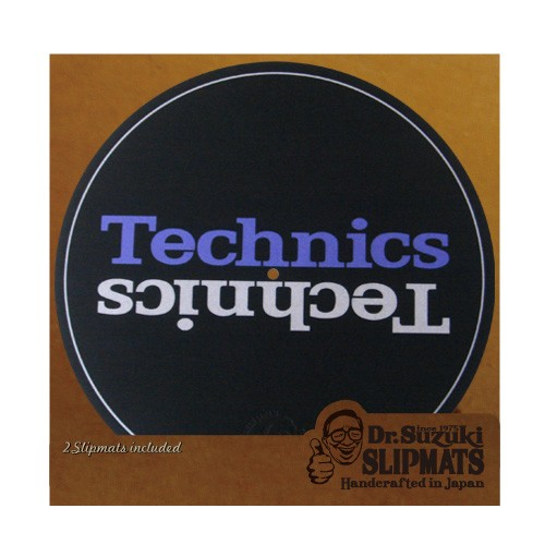 "Dr.Suzuki 12"" Slipmats Mix-Edition Technics"