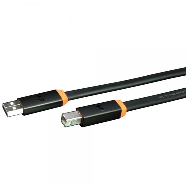 Oyaide d+ USB 2.0 Kabel Class A, 0,7m