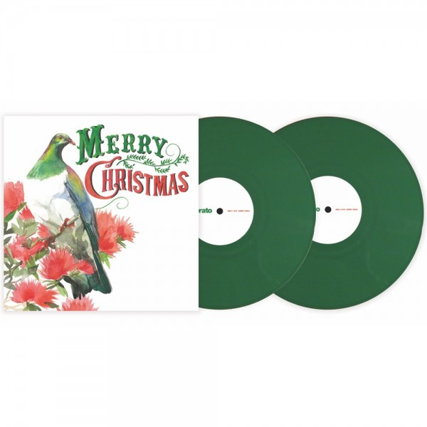 "Serato 2x12"" Christmas Card 2017 Pressing"