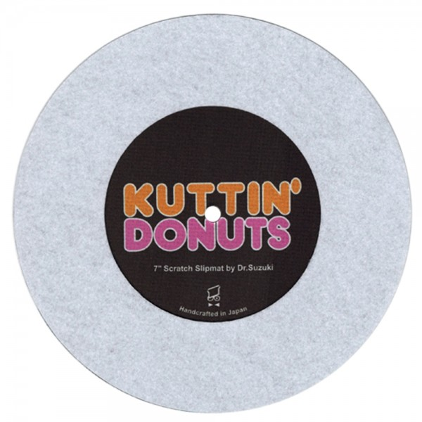 "Dr.Suzuki 7"" Kuttin Donuts Slipmats"