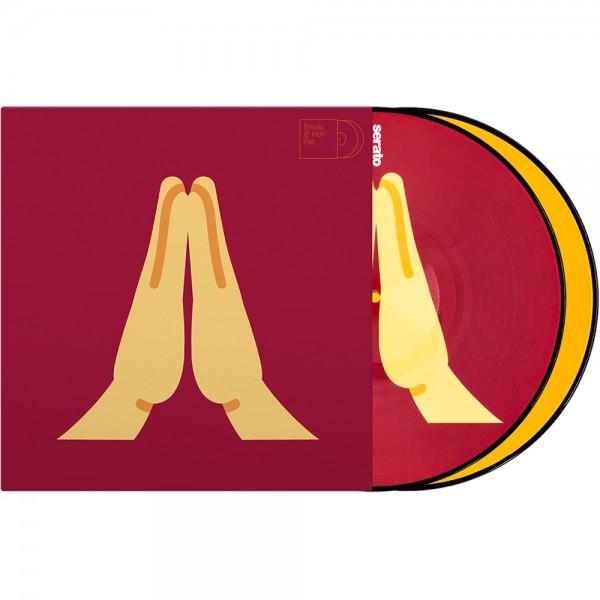 """Serato 2x12"""" Emoji Picture Vinyl Pressung """"Hands"""""""