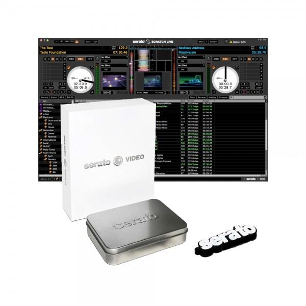 Serato Video für Serato DJ Pro