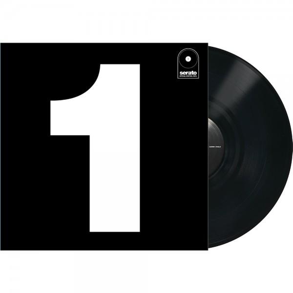 "Serato 12"" Single Performance-Serie schwarz"