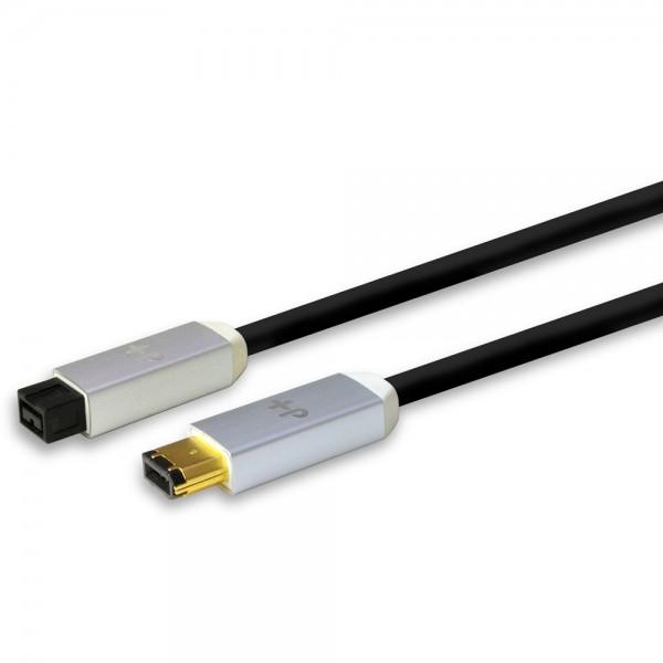 Oyaide d+ Firewide 6pin-9pin Kabel, 4m