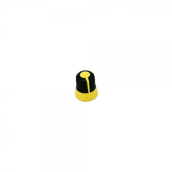 Rane ET-20426 Poti Knob yellow 62/62-Z